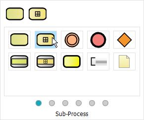 Select Sub Progress