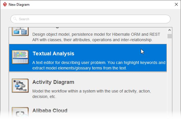 Create Textual Analysis